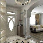 Как может выглядеть дизайн прихожей в доме?