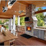 Дизайн кухни в частном доме. практические советы