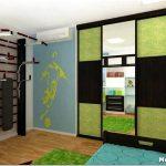 Какими возможностями обладает стенка для комнаты подростка