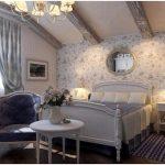 Спальня в стиле прованс: необычный и утончённый интерьер