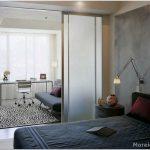 Примеры дизайна спальни кабинета