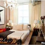 Дизайн спальни 17 кв.м: правила оформления интерьера