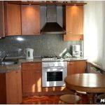 Принципы оформления интерьера мини кухни