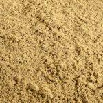 Песок как самый главный материал в строительстве